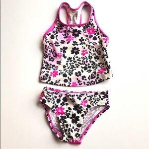 4/$25 SPEEDO Leopard Print Swimsuit Tankin…